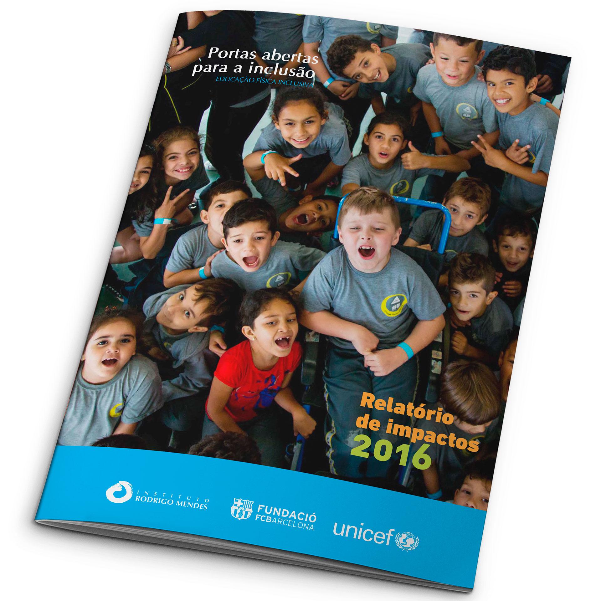 2016 – Relatório de impactos PAI