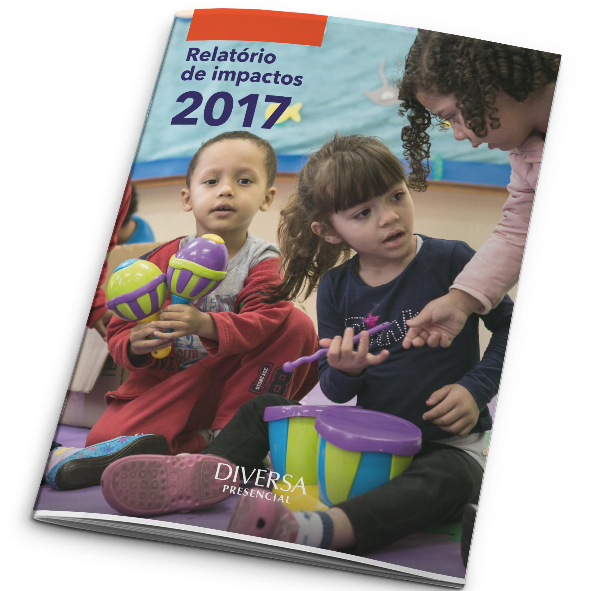 2017 - Relatório de impactos DIVERSA Presencial