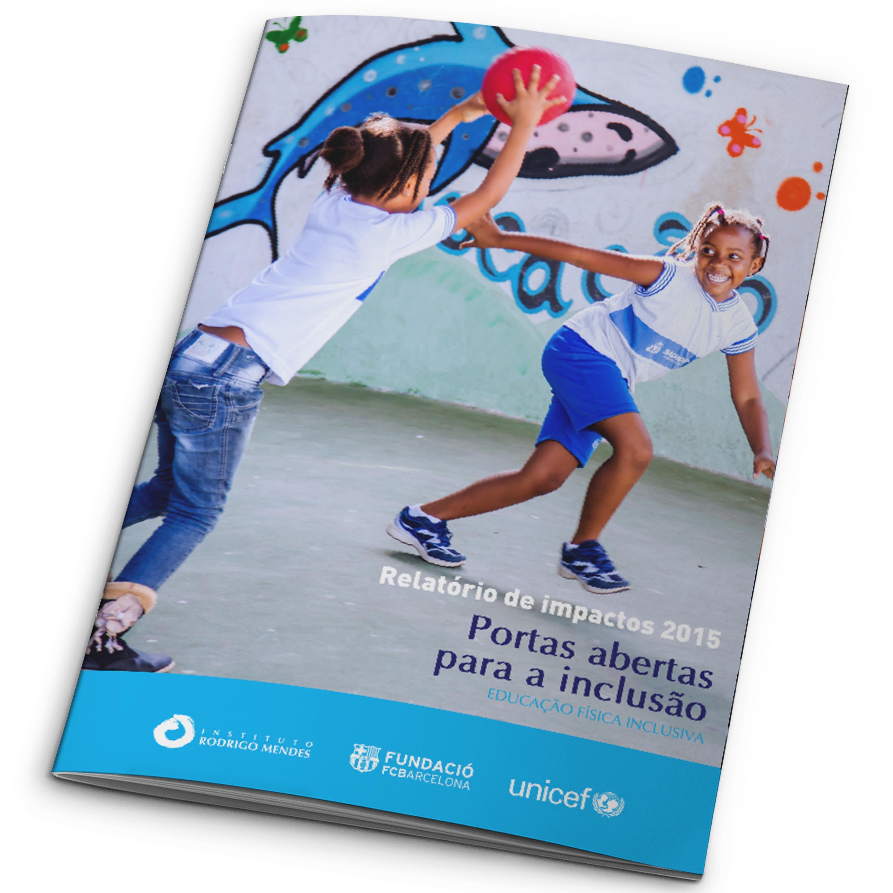 2015 - Relatório de impactos PAI